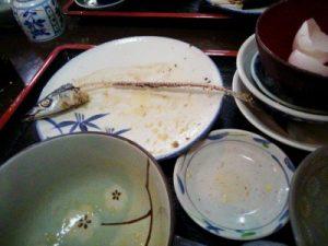 秋刀魚の修正画像2