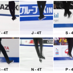 宇野昌磨のジャンプ技術指摘|トップ6選手の検証ブログ紹介
